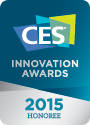 CES 2015 Innovation Honoree Award