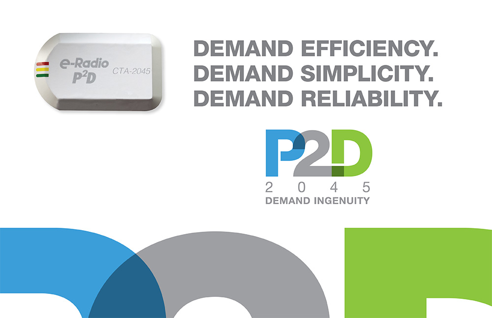 Demand efficiency. Demand simplicity. Demand reliability.